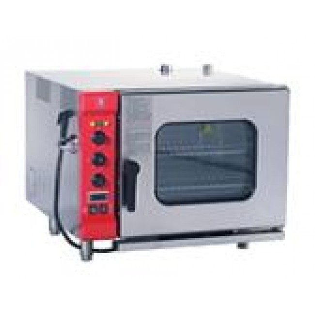 10-Tray Electric Combi-Steamer