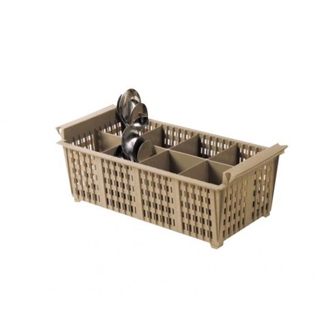 8-Compartment Cutlery Basket (without handle)