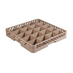 25-compartment Glass Rack