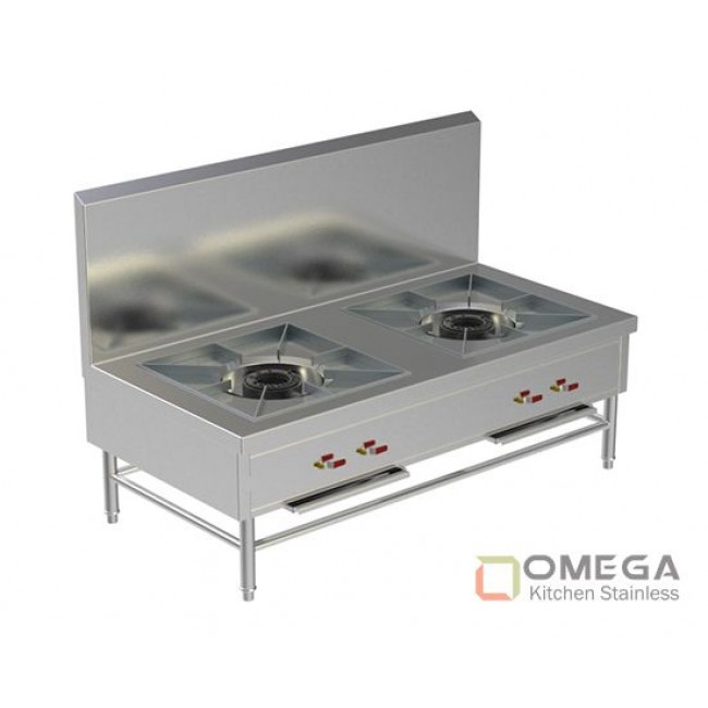 STOCK POT STOVE (HI PRESSURE) 2