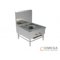 STOCK POT STOVE (HI PRESSURE) 1