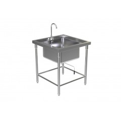 SINK TABLE W/FAUCET 1