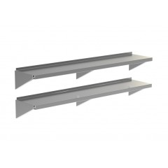 DOUBLE WALL SHELF 2