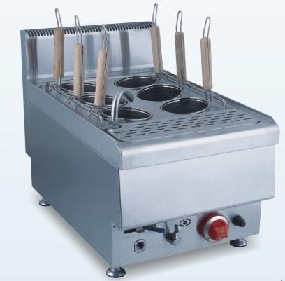 Gas pasta cooker