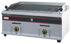 Gas Lava Rock Grill