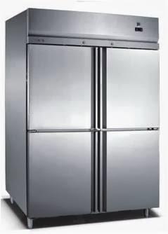 ตู้เย็นยืน 4 ประตู