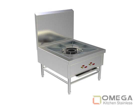 STOCK POT STOVE (LOW PRESSURE) OKS-SPL (Low) -01