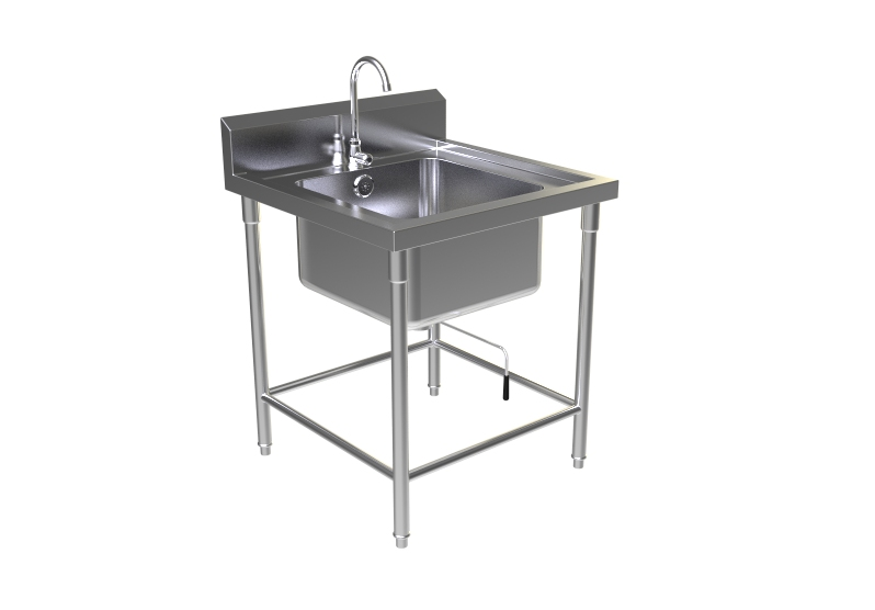 SINK TABLE W/FAUCET 5