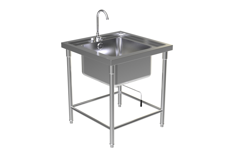 SINK TABLE W/FAUCET 6