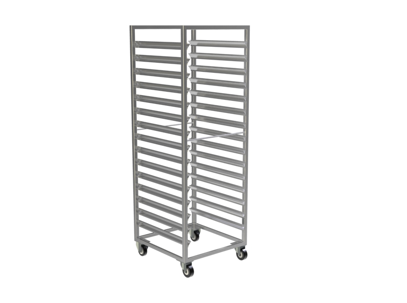 BAKING TRAY TROLLEY 2