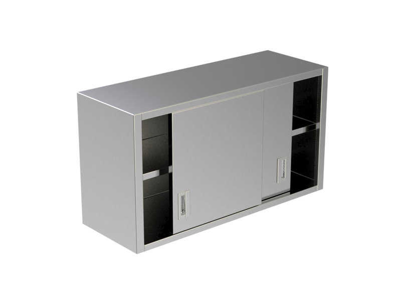 WALL CABINET/UNDER SHELF / SLIDING DOORS 1