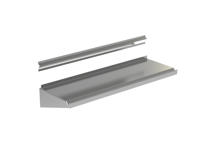 WALL RACK SHELF 1